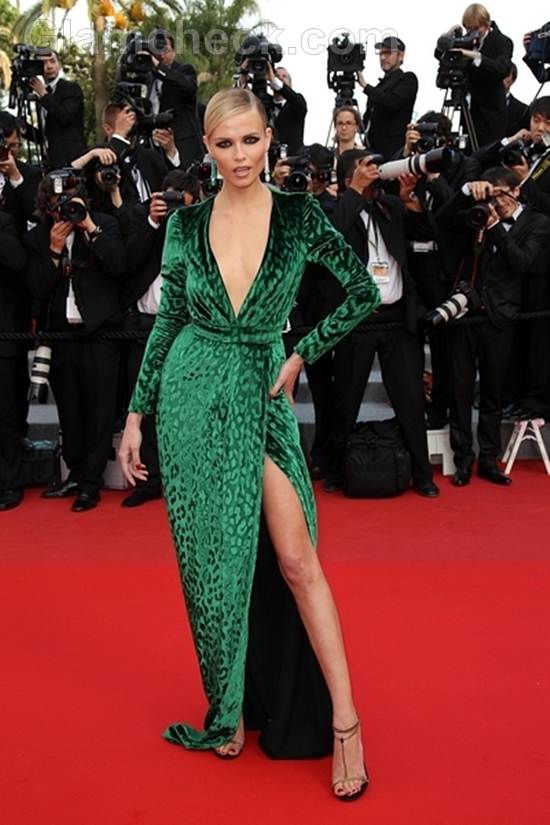 red carpet gowns Cannes Film Festival 2012 -day 3 Natasha Poly