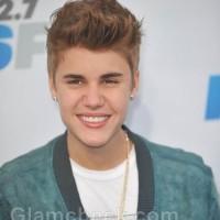 Bieber launches perfume girlfriend