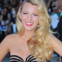 Blake Lively new face of gucci perfume