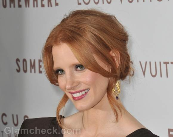 Jessica Chastain face of new YSL perfume
