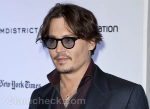 Johnny depp paradis split