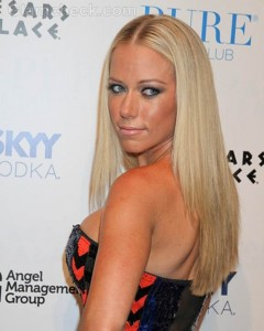Kendra Wilkinson Hot in Revealing Sequin Dress at B'Day Party
