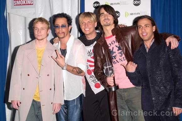Backstreet Boys Reunite After 7 Years