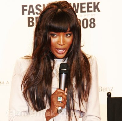 Casting for Naomi Campbell  Reality Show Begins in LA