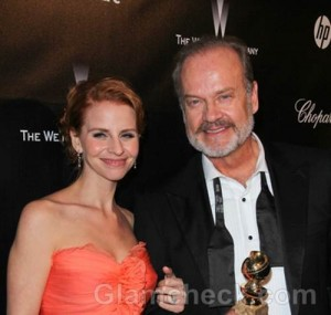 Kelsey Grammer and wife Kayte Walsh
