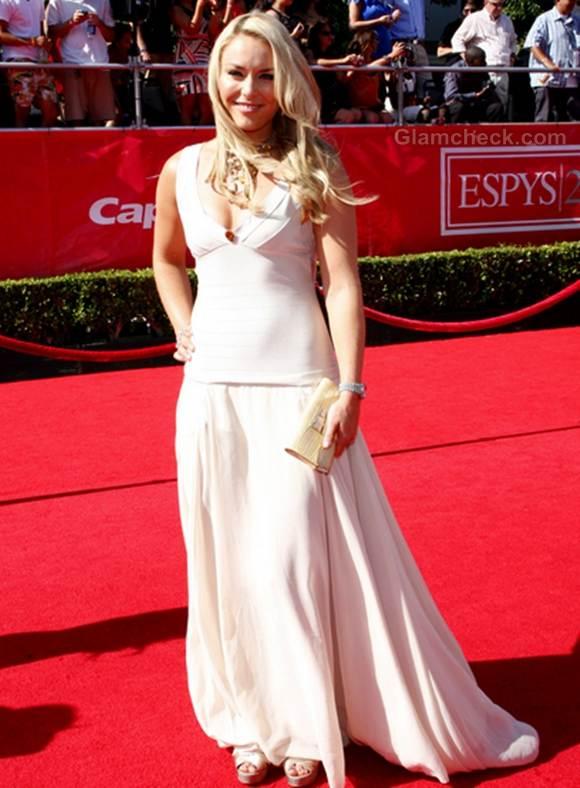 Lindsey Vonn 2012 ESPY Awards