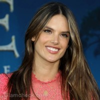 PETA Slams Alessandra Ambrosio for Dyeing Her Dog