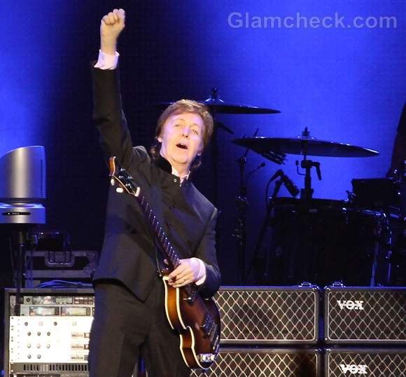 Sir Paul McCartney Guitar Auctioned for Charity