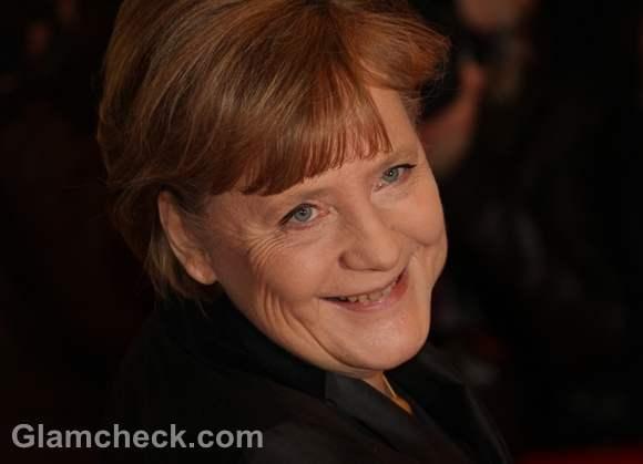 Angela Merkel worlds most powerful woman 2012