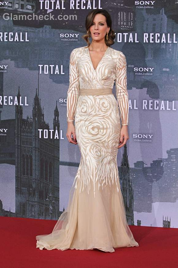Kate Beckinsale Total Recall Germany Premiere