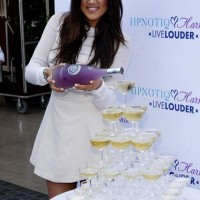 Khloe Kardashian Launches Cocktail Recipe in Short White Dress