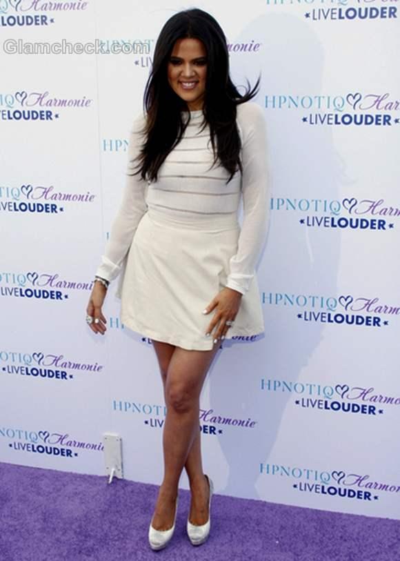 Khloe Kardashian Launches Cocktail Recipe