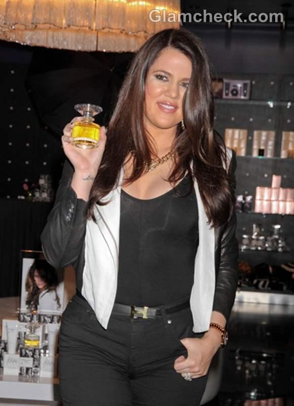 Khloe Kardashian-Odom New Scent Unbreakable