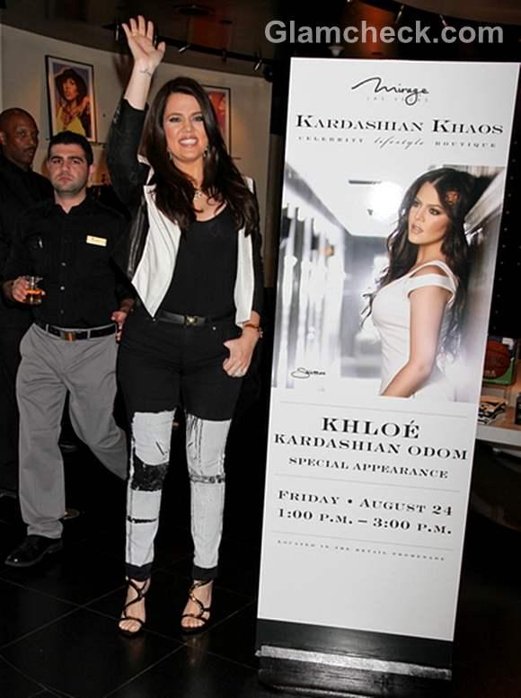 Khloe Kardashian-Odom  Scent Unbreakable
