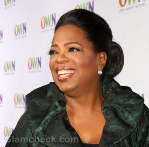 Oprah Winfrey highest paid