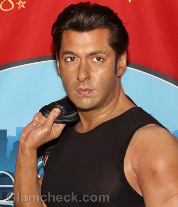 Salman Khan Wax Figure