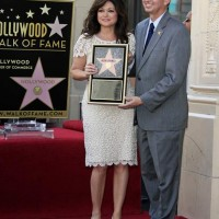 Valerie Bertinelli Accepts Star on Walk of Fame
