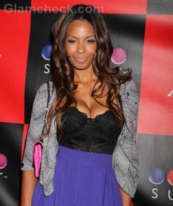 Vanessa Simmons 39th birthday look