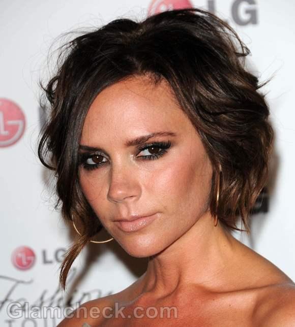Victoria Beckham Turns Spectacle Designer