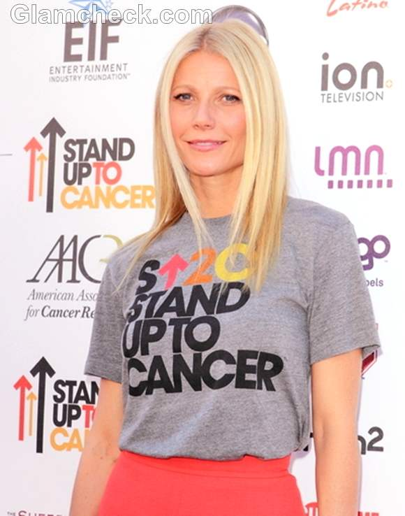 Gwyneth Paltrow Stand Up to Cancer Fundraiser