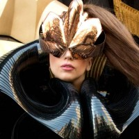 Lady Gaga Launch of Fame Perfume