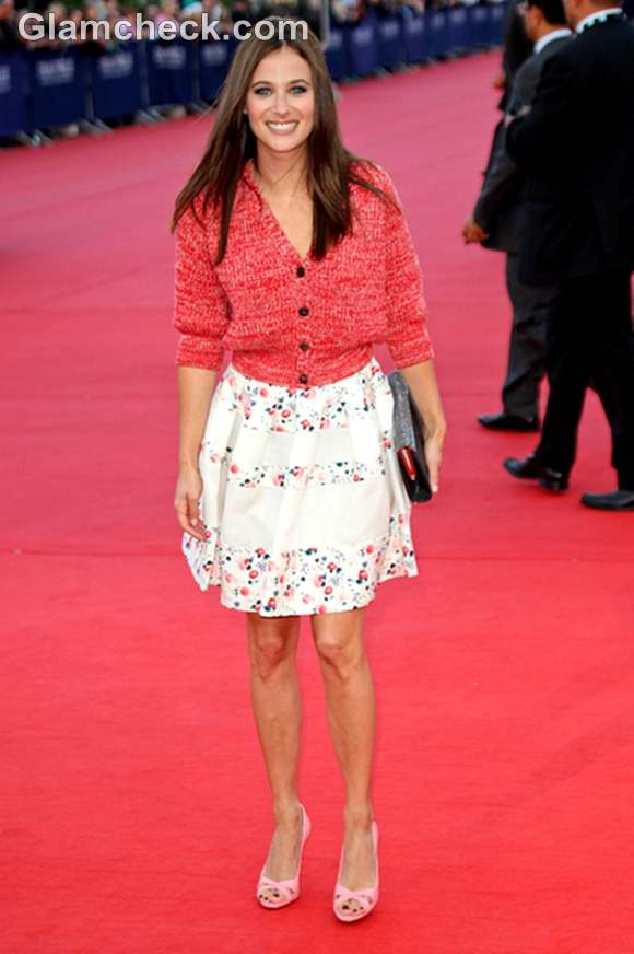 Melanie Bernier style