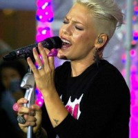 Pink Performs Today Show