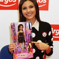 Victoria Justice Argos Merchandise Promotion