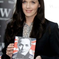 Victoria Pendleton Signs Copies of Her Autobiography