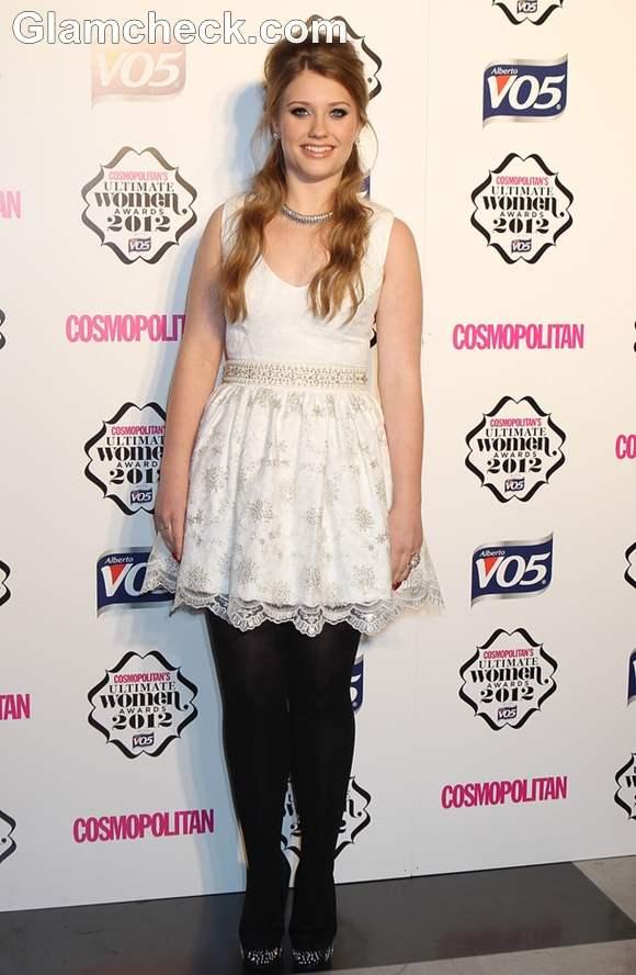 Ella Henderson at Women of the Year Awards 2012