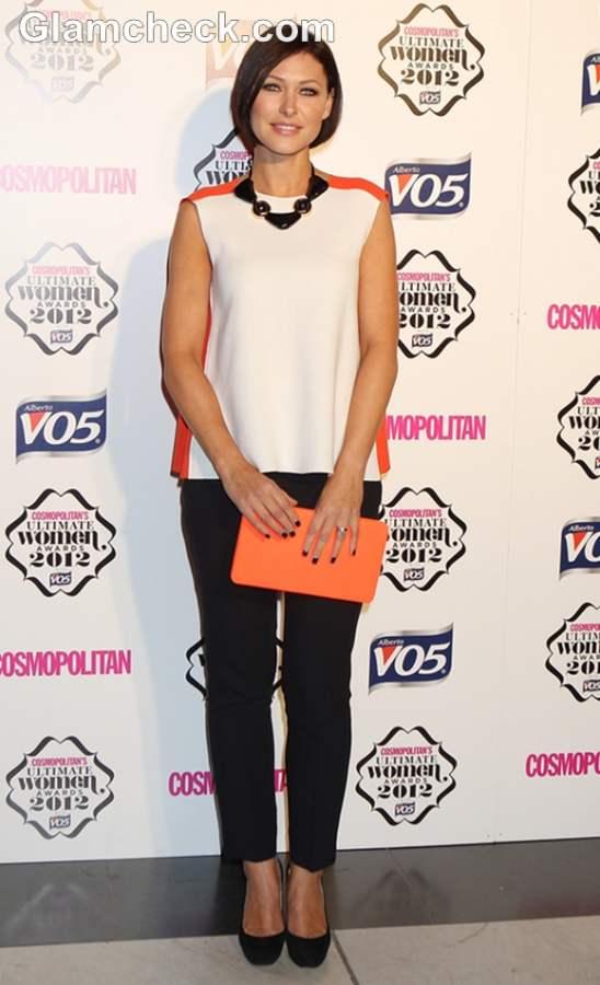 Emma Willis Women of the Year Awards 2012
