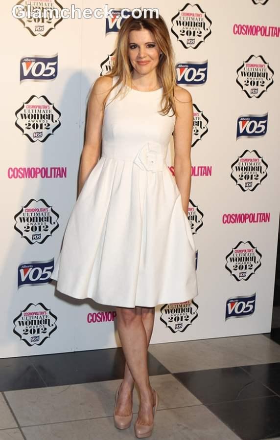 Linda Papadopoulos at Women of the Year Awards 2012