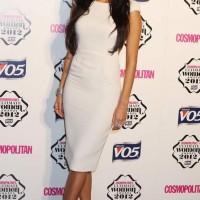 Nicole Scherzinger Women of the Year Awards 2012