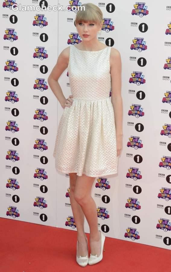Taylor Swift dress  2012 teen choice awards 2012