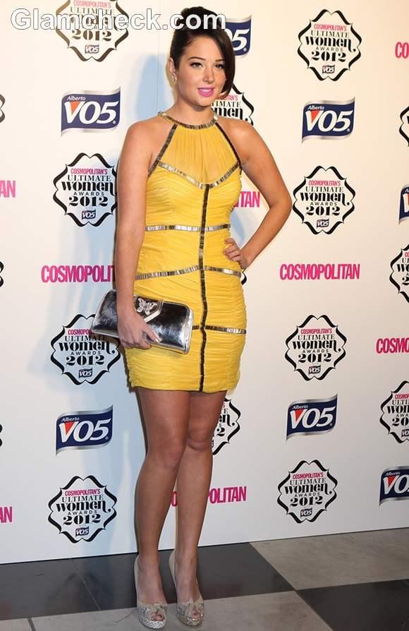 Tulisa Contostavlos Women of the Year Awards 2012