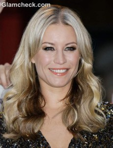Denise Van Outen Freeview Service Launch