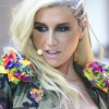 Kesha hairstyle makeup 2012 Today Show