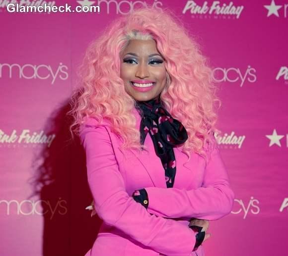 Nicki Minaj Pink Friday Fragrance Launch 2012