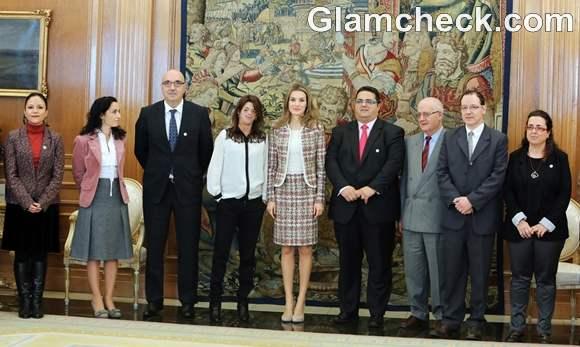 Princess Letizia of Spain Event for the Spanish Rare Disease Federation
