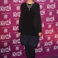 Actress Olivia Williams At Cirque Du Soleil Kooza London VIP Night