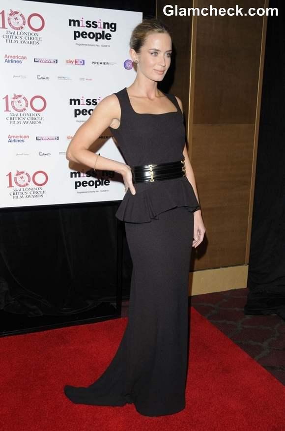 Emily Blunt 2013 Film Critics Circle Awards