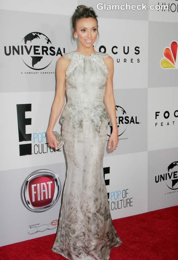 Giuliana Rancic at Golden Globes 2013 Afterparty
