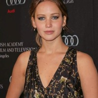 Jennifer Lawrence 2013 BAFTA Tea Party