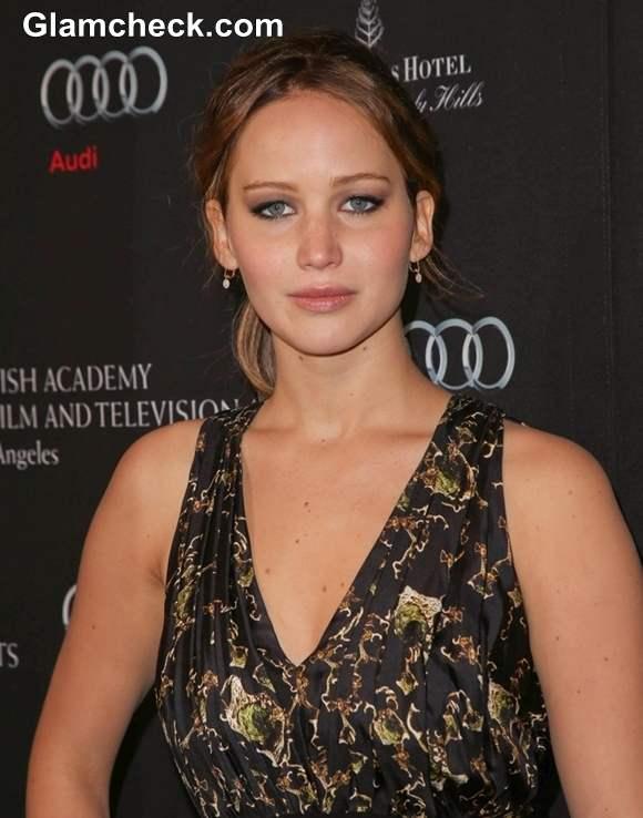 Jennifer Lawrence 2013 BAFTA Tea Party