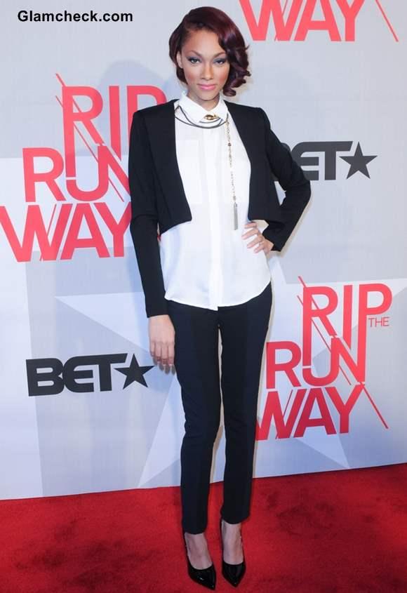 Bria Murphy at the BET Rip the Runway 2013