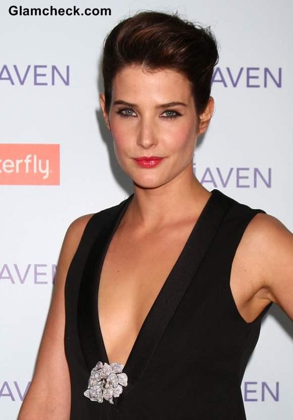 Cobie Smulders at Safe Haven Premiere