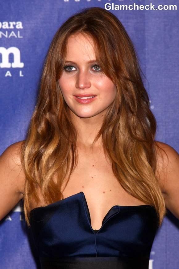 Jennifer Lawrence 2013 SBIFF Awards Show