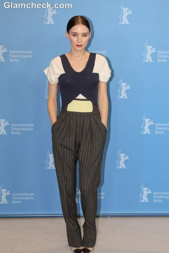 Rooney Mara at Side Effects Press Conference