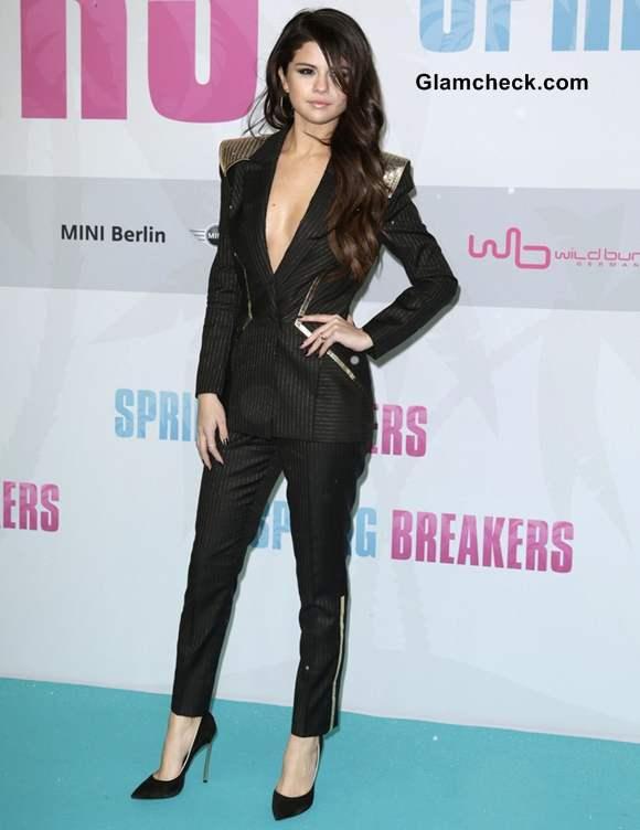 Selena Gomez at Spring Breakers Germany Premiere