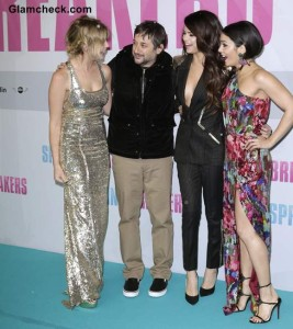 Spring Breakers Germany Premiere